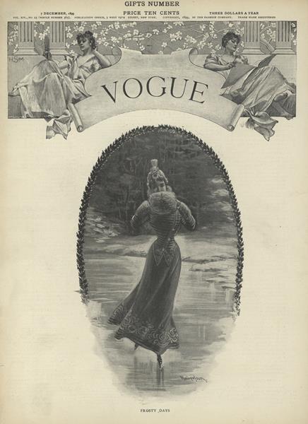 Issue: - December 7 1899 | Vogue