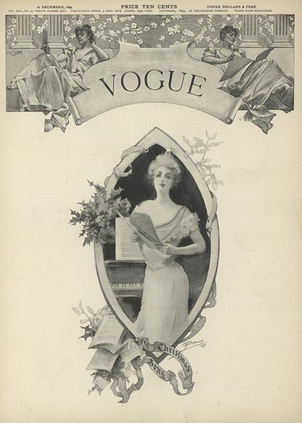 Issue: - December 21 1899 | Vogue