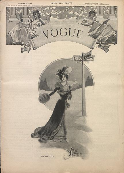 Issue: - December 28 1899 | Vogue