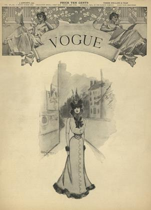 Cover for the January 4 1900 issue