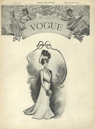 Cover for the March 1 1900 issue