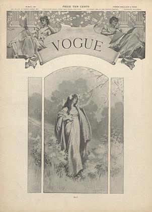 Cover for the April 26 1900 issue