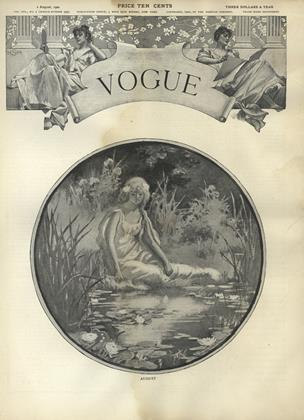 Cover for the August 2 1900 issue