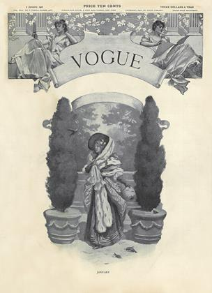 Cover for the January 3 1901 issue