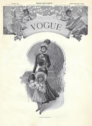 Cover for the January 17 1901 issue