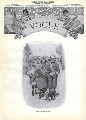 Cover for the March 7 1901 issue
