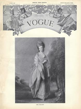 Cover for the April 25 1901 issue