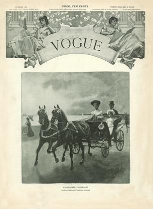 Cover for the August 22 1901 issue