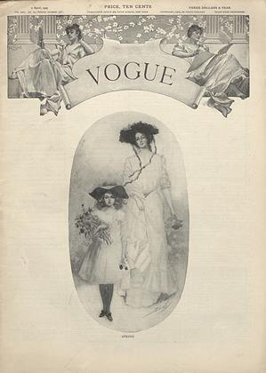 Cover for the April 2 1903 issue