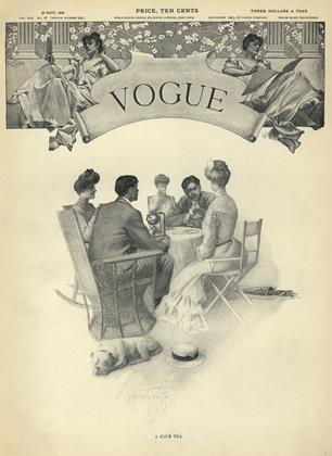 Cover for the April 30 1903 issue