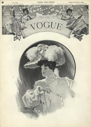 Cover for the June 11 1903 issue