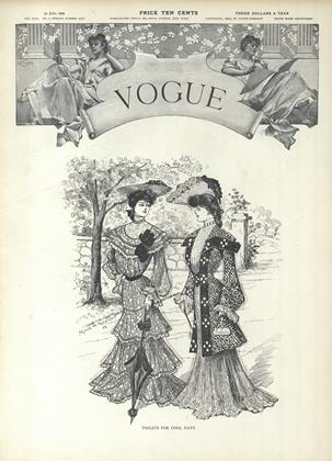 Cover for the July 30 1903 issue