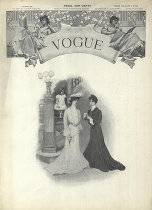 Cover for the August 6 1903 issue