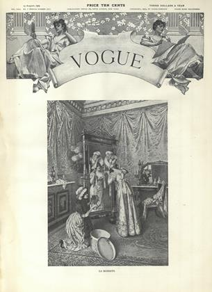 Cover for the August 13 1903 issue