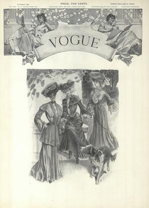 Cover for the August 20 1903 issue