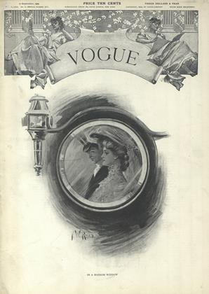 Cover for the September 10 1903 issue