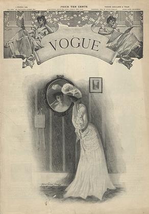 Cover for the October 1 1903 issue