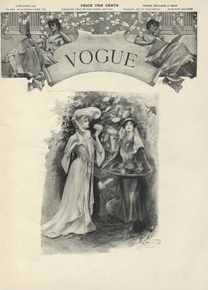 Cover for the November 12 1903 issue