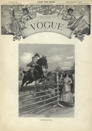 Cover for the November 19 1903 issue