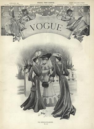 Cover for the November 26 1903 issue