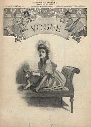 Cover for the March 3 1904 issue