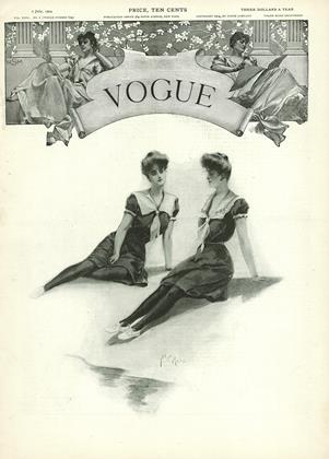 Cover for the July 7 1904 issue