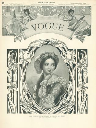 Cover for the August 11 1904 issue