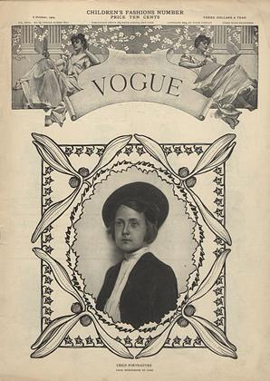 Cover for the October 6 1904 issue