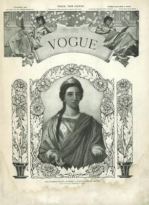 Cover for the December 1 1904 issue