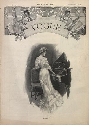 Cover for the January 12 1905 issue
