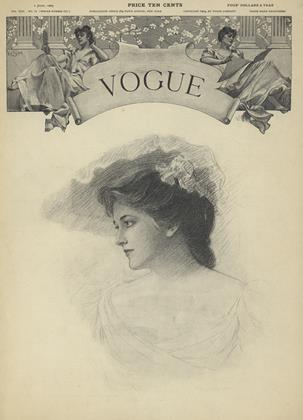 Cover for the June 1 1905 issue