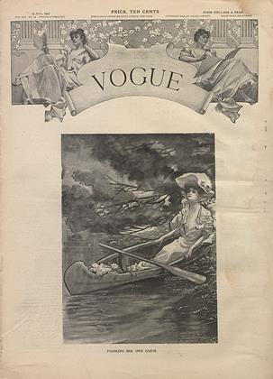 Cover for the June 15 1905 issue