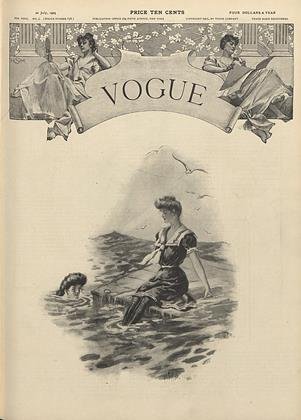 Cover for the July 20 1905 issue