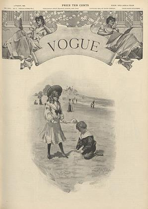 Cover for the August 3 1905 issue