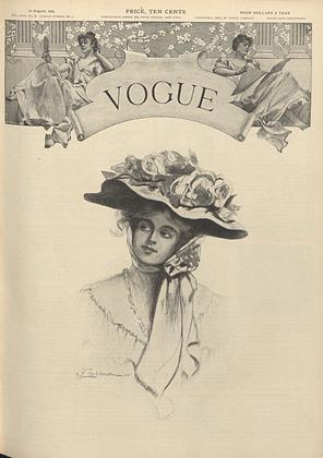 Cover for the August 10 1905 issue