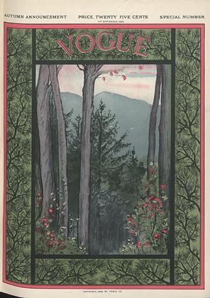 Cover for the September 21 1905 issue