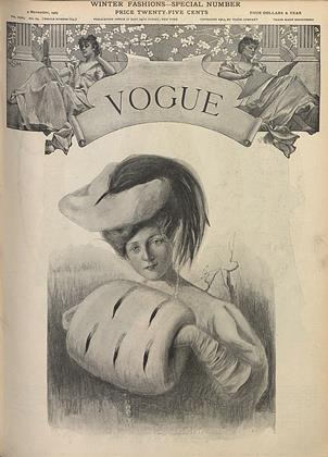 Cover for the November 9 1905 issue