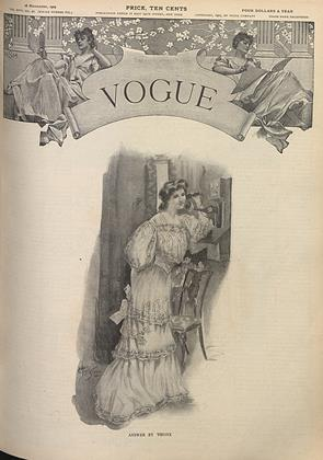 Cover for the November 16 1905 issue