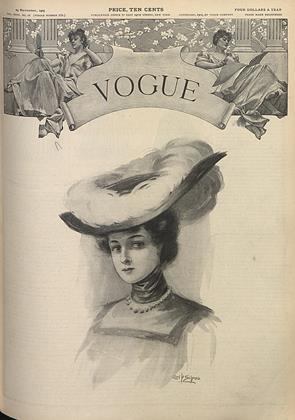 Cover for the November 23 1905 issue