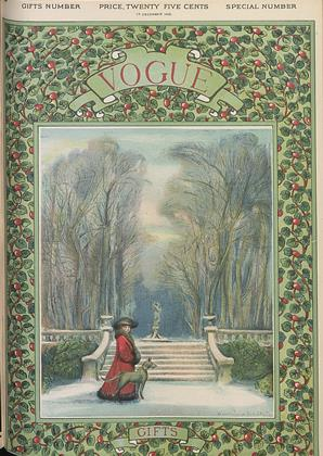 Cover for the December 7 1905 issue