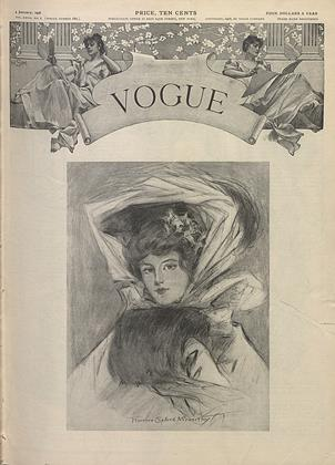 Cover for the January 4 1906 issue