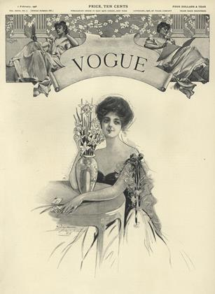 Cover for the February 1 1906 issue