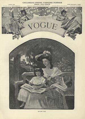 Cover for the March 8 1906 issue