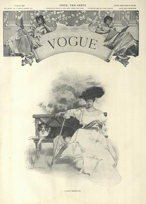 Cover for the August 2 1906 issue