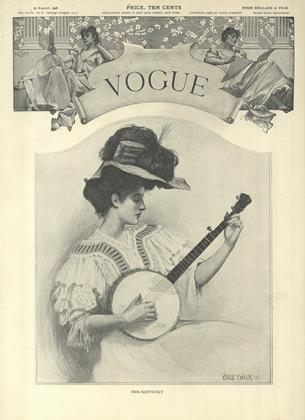 Cover for the August 23 1906 issue