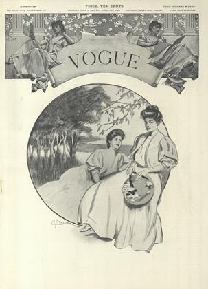 Cover for the August 30 1906 issue
