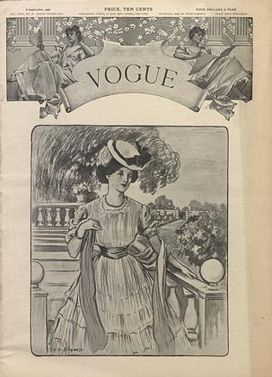 Cover for the September 6 1906 issue