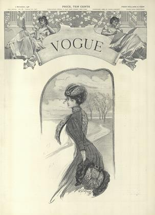 Cover for the November 1 1906 issue