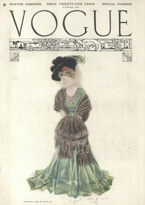Cover for the November 8 1906 issue