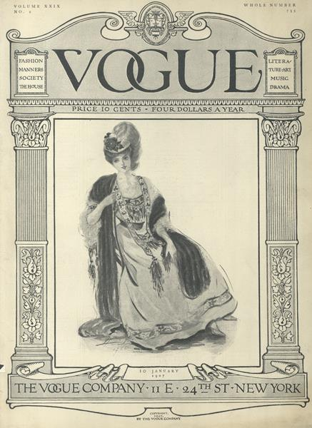 Issue: - January 10 1907 | Vogue